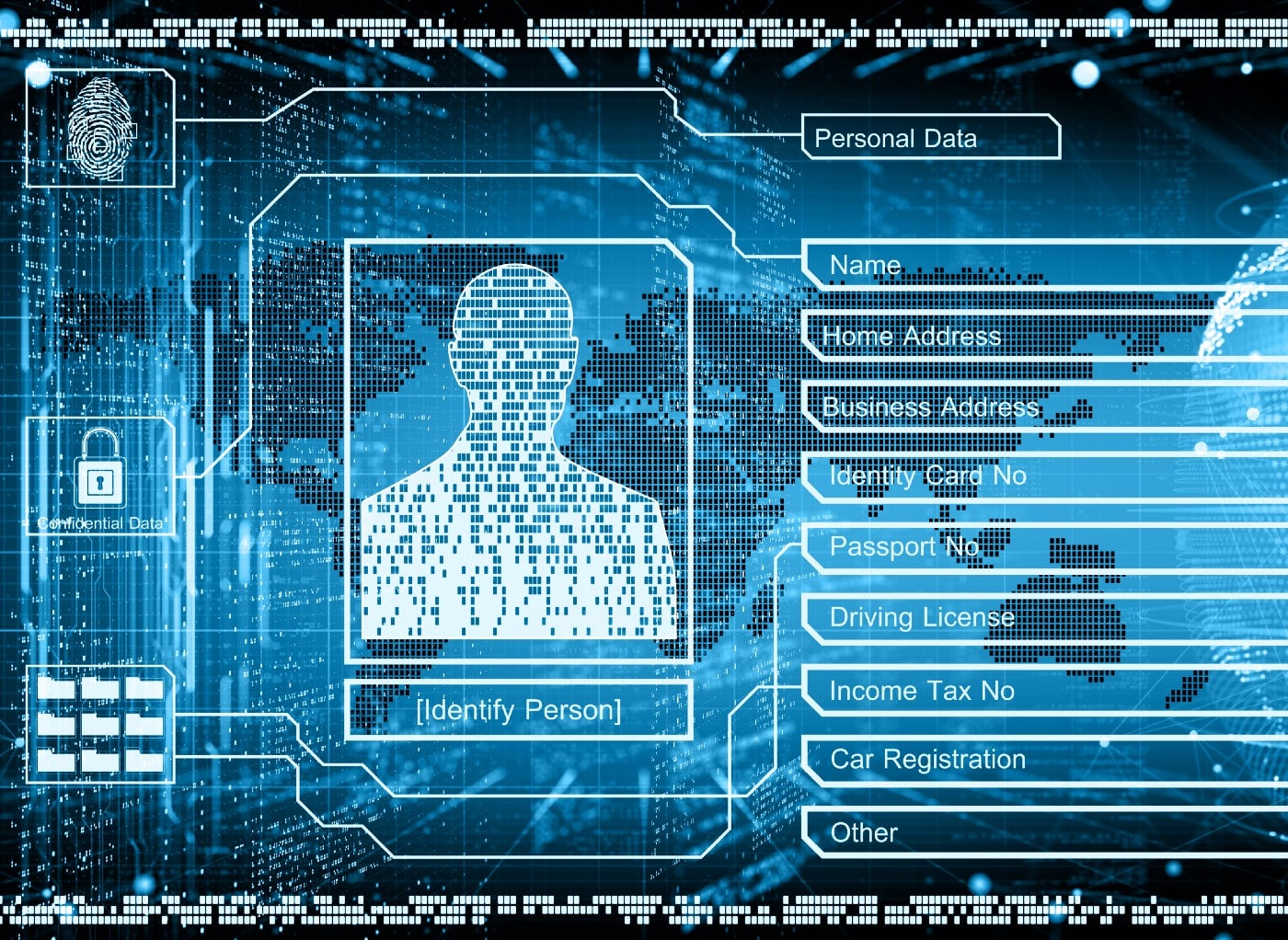 The link between ransomware and identity security